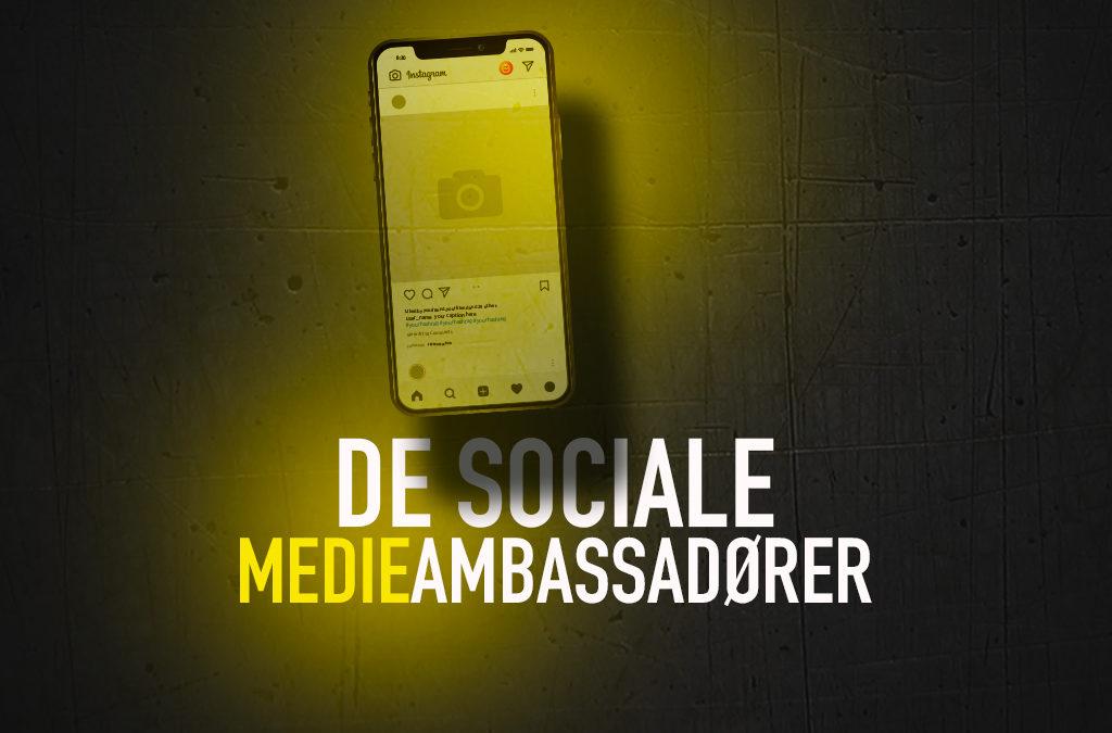De Sociale Medieambassadører